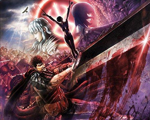 Berserk Poster Anime Japanese Manga Wall Art Decor 16x20 Inches