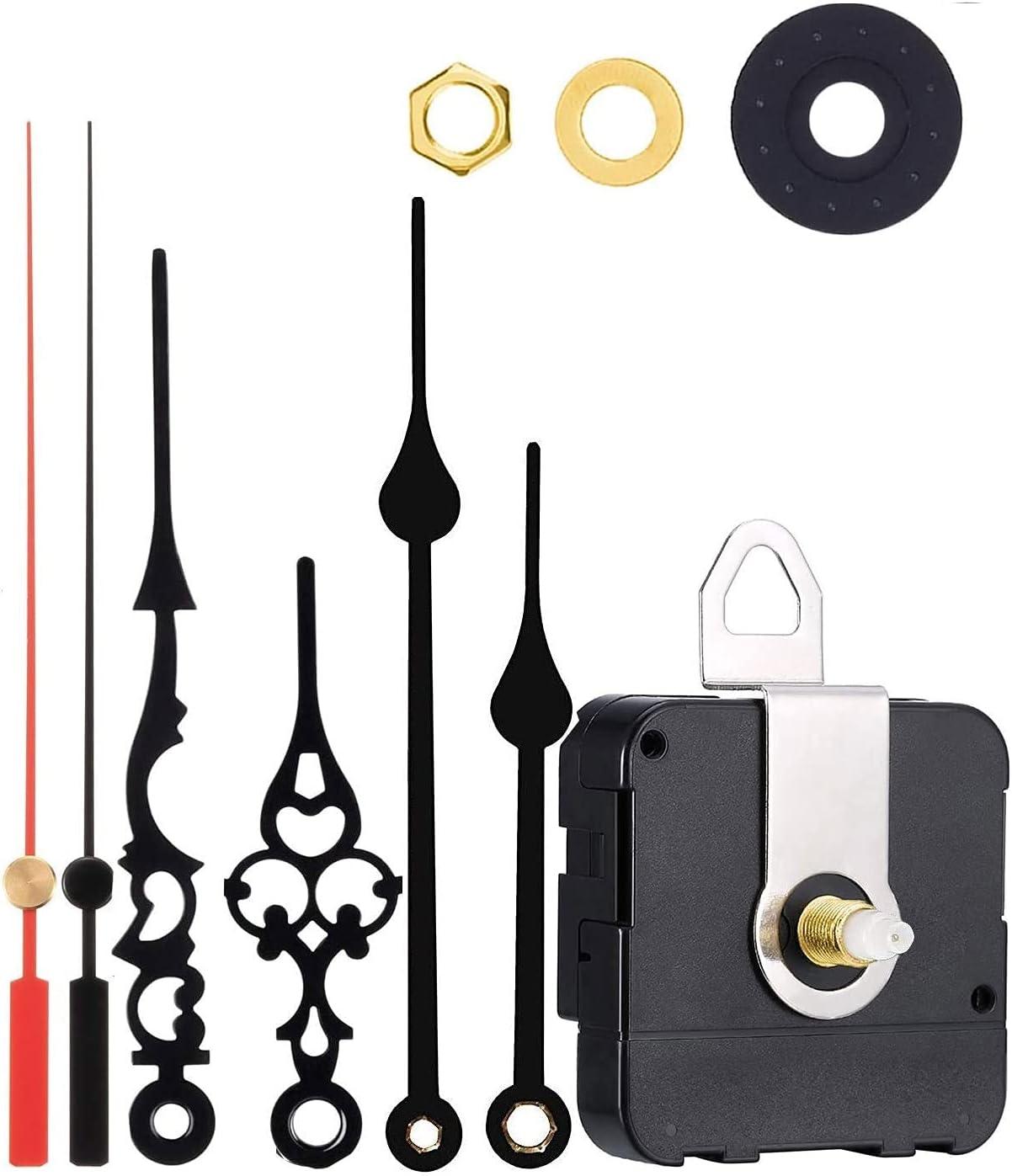 Quantity limited DIY Max 68% OFF Quartz Clock Movement Mechanism Parts Repair Ba Replacement