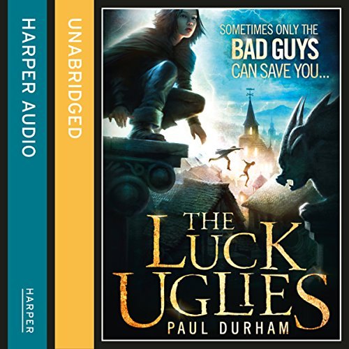 Luck Uglies cover art