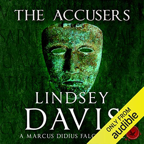 The Accusers Audiobook By Lindsey Davis cover art