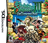 Etrian Odyssey III - The Drowned City / Game