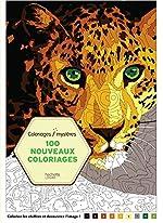 100 Nouveaux coloriages Mystères de Jérémy Mariez