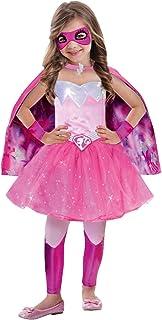 Child Barbie Super Power Princess Costume