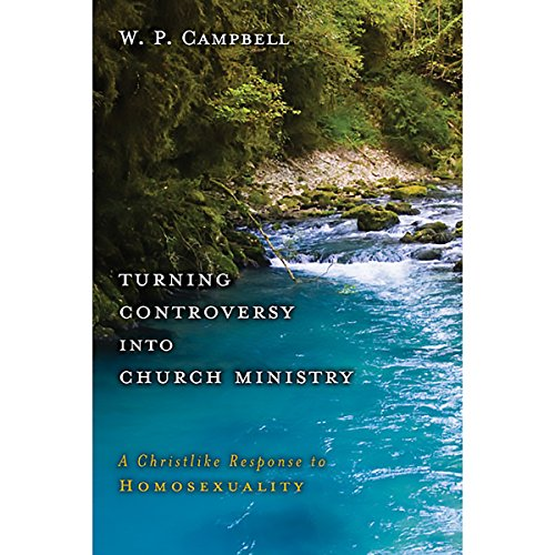 Turning Controversy into Church Ministry  By  cover art