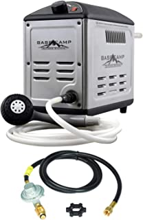 Mr. Heater BaseCamp BOSS-XW13 Battery Operated Shower System w/Extra 12Ft Hose