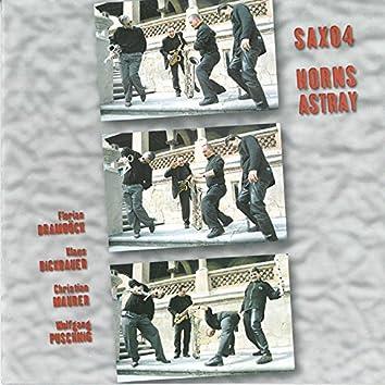 Horns Astray (feat. Florian Bramböck, Wolfgang Puschnig, Klaus Dickbauer, Christian Maurer)