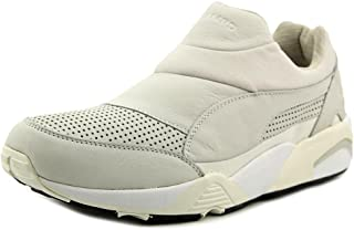 PUMA Trinomic Sock X Stampd Mens Grey Textile Slip on Sneakers Shoes