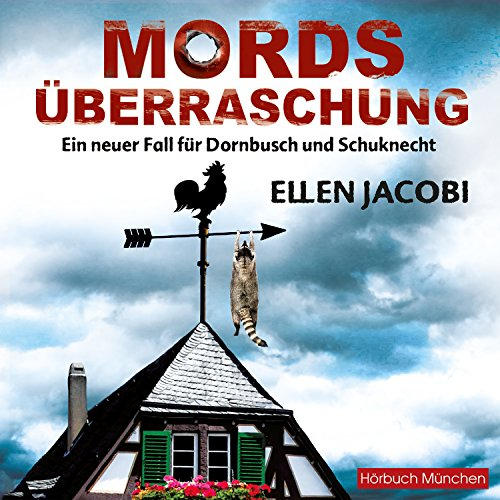 Mordsüberraschung audiobook cover art