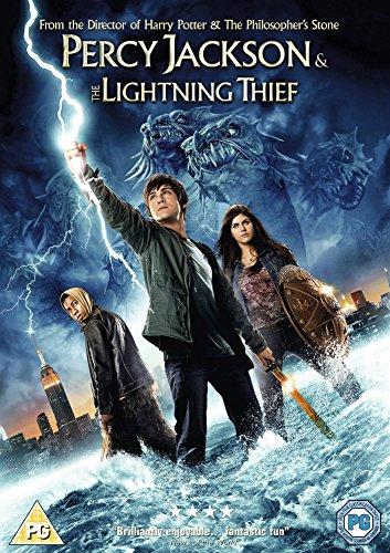 Percy Jackson And The Lightning Thief [UK Import]