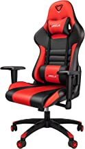 【New Update】 Furgle Gaming Chair Racing Style High-Back Office Chair with Adjustable Armrests PU Leather Executive Ergonom...