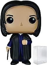 HARRY POTTER - Severus Snape #05 Funko Pop! Vinyl Figure (Includes Compatible Pop Box Protector Case)