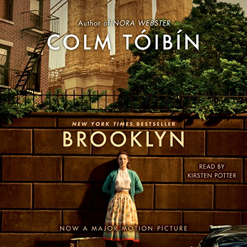 Brooklyn audiobook cover art