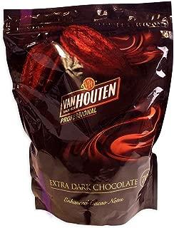 チョコレート エキストラダークチョコレート バンホーテン クーベルチュール 1kg