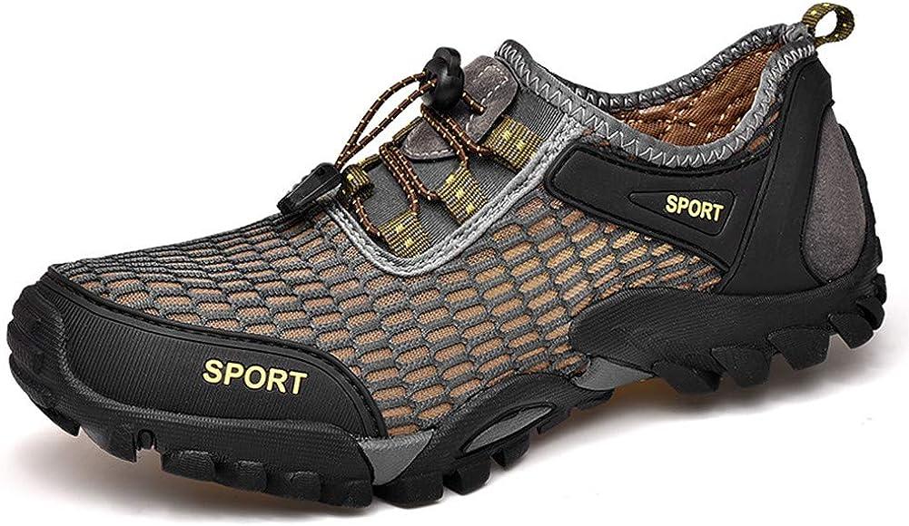 Mens Sports OFFicial mail order Hiking Mesh Sandals Fashion Comfortable Max 87% OFF Sanda Summer
