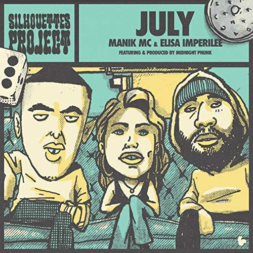 The Silhouettes Project, MANIK MC & Elisa Imperilee feat. MIDNIGHT PHUNK