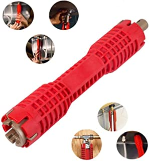 HoganeyVan Practical Faucet And Sink Installer Faucet /& Sink Install Tool Kitchen And Bathroom Tool Multi-Function Pipe Wrench