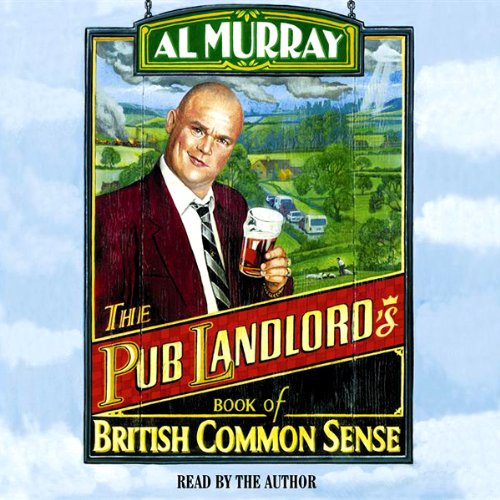 Al Murray audiobook cover art