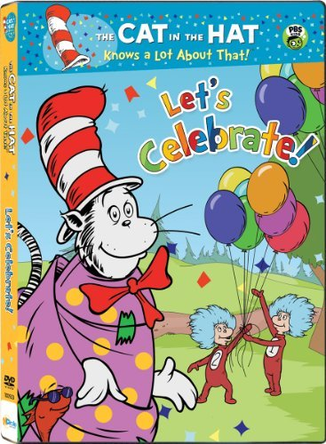 The Cat in the Hat Knows a Lot About That! Let's Celebrate! by NCircle Entertainment