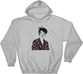 Babes & Gents Jaden Smith Grey Hoodie Sweater (Unisex)