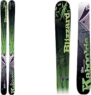 2014 Blizzard Kabookie Skis (flat) (187)