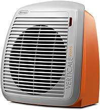 Delonghi HVY 1020 snelverwarming maximaal 2000 Watt kleur grijs blauw oranje