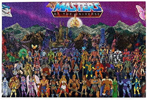 Puzzles  Masters