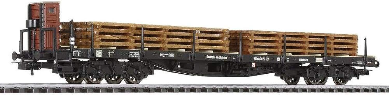 Liliput L235758 Wagons plats de la DRG H0