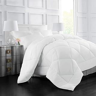 Italian Luxury Goose Down Alternative Comforter – All Season – 2100 Series..