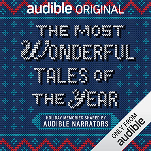 The Most Wonderful Tales of the Year audiobook cover art