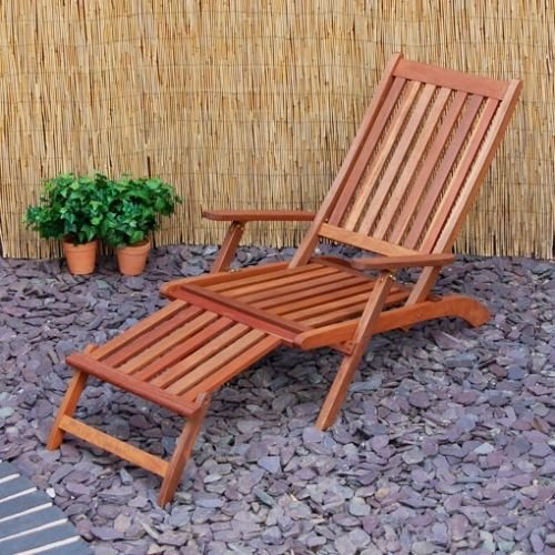 Generic qy-uk4–16Feb-20–57* 1* * 2057* * Plegable Patio jardín jardín Patio madera D FOLDI Deck Chair K silla Steamer teamer Deck Chair