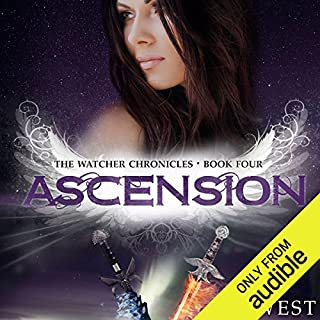 Ascension                   By:                                                                                                                                 S. J. West                               Narrated by:                                                                                                                                 Brittany Pressley                      Length: 7 hrs and 28 mins     449 ratings     Overall 4.7