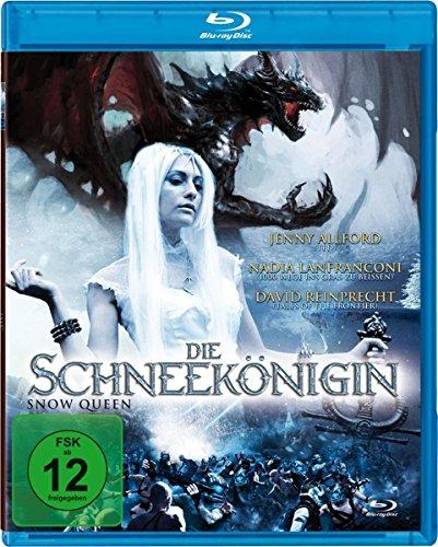 Die Schneekönigin (The Snow Queen) & Die Chroniken von Phantasia (The Legends Of Nethiah) - Blu-ray