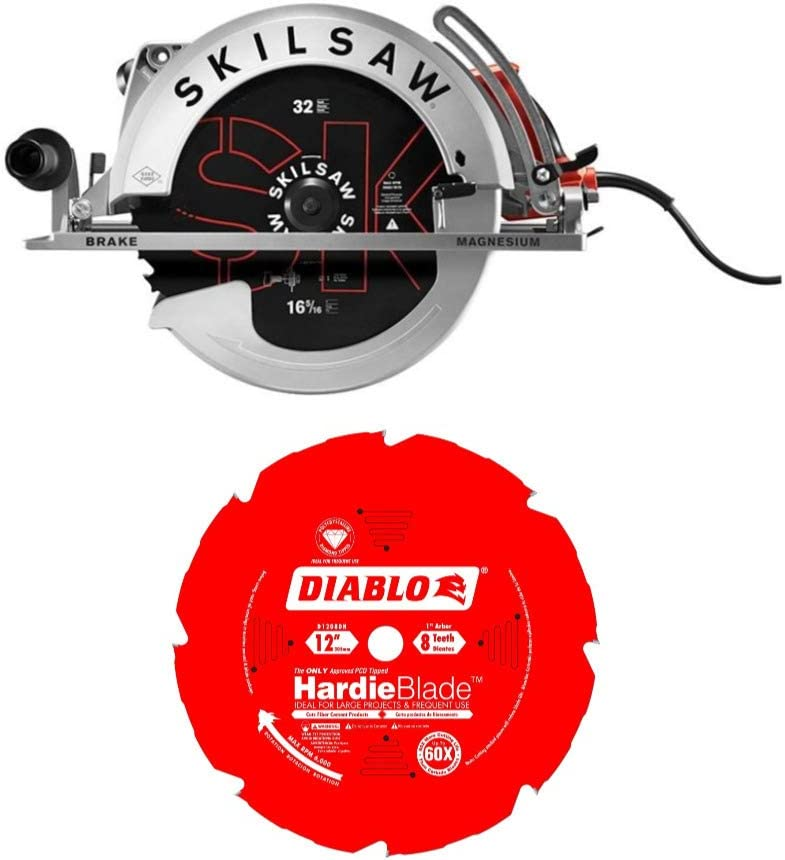 Skilsaw SPT70V-11 SUPER SAWSQUATCH Sales of SALE items from new works 16-5 Circu Drive Worm 16-Inch safety