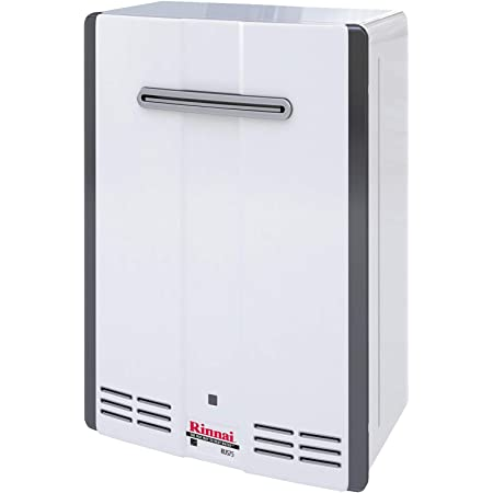 Rinnai V53DeN Natural Gas Tankless Hot Water Heater, 5.3 GPM