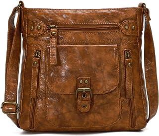KL928 Tasche Damen Umhängetasche Handtaschen Schultertasche Leder Geldbörse Damentasche Damenhandtasche Lederhandtaschen f...