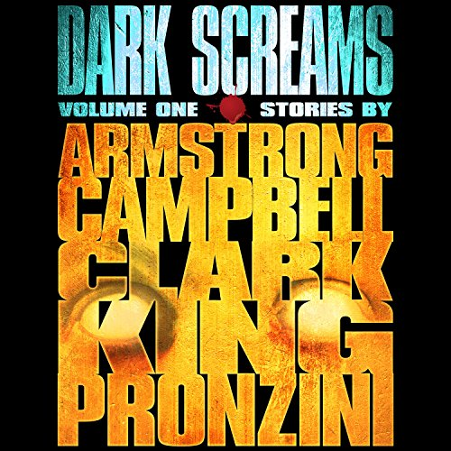 Dark Screams audiobook cover art