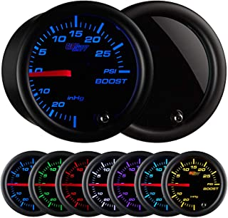 podi mechanical boost gauge
