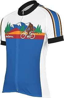 Peak 1 Sports Bigfoot Men's Cycling Jersey