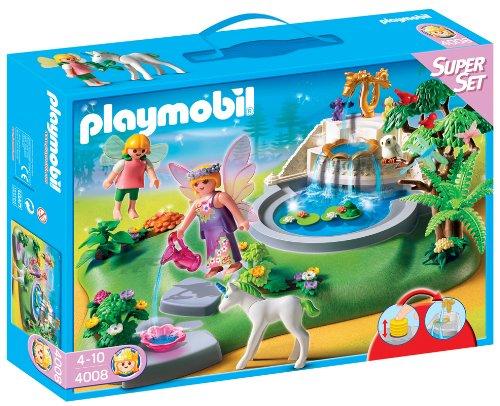 PLAYMOBIL 4008 - Super Set Elfengarten