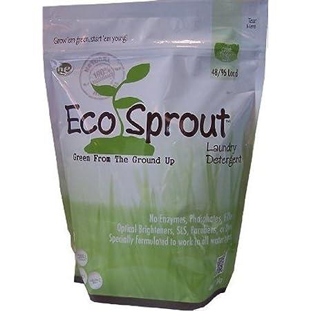 Eco Sprout Laundry Detergent (48/96 loads, Fresh Linen)