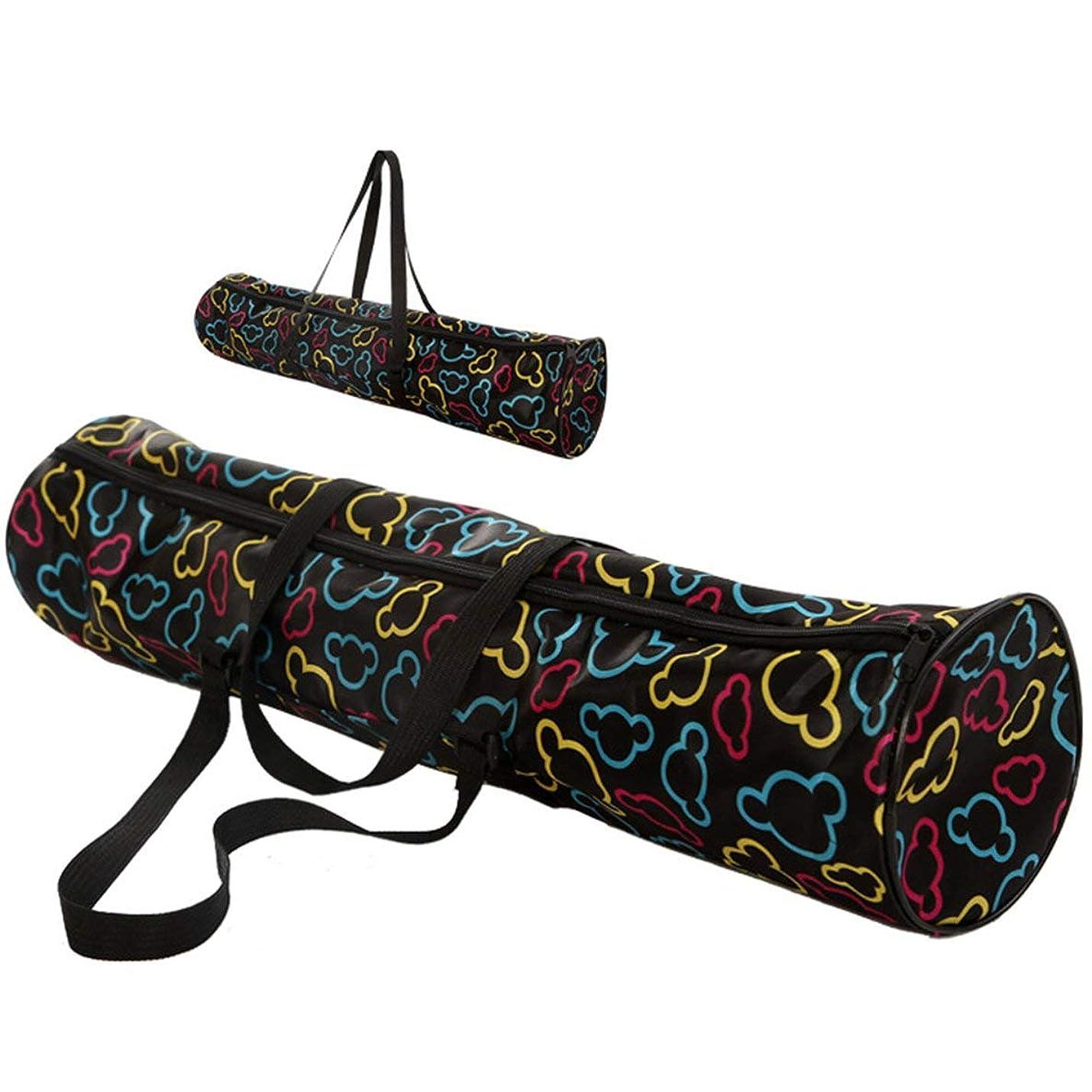 甘やかす感謝樹木Birdlantern多機能防水ヨガマットキャリーバックパックアウトドアスポーツバッグポーチファッションヨガバッグ