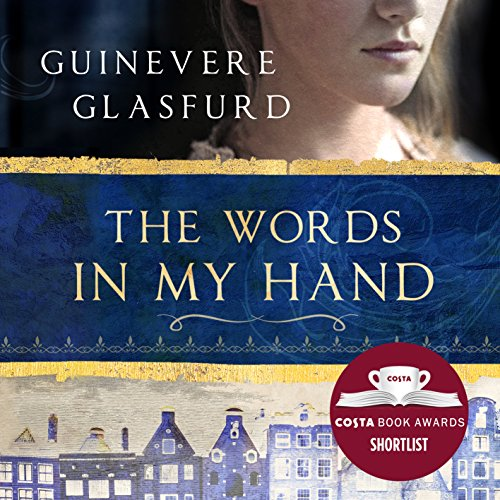 The Words in My Hand audiobook cover art