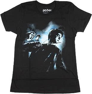 Seven Times Six Harry Potter Hermione Ron Photo Big Boys T-Shirt
