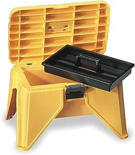 Flambeau Step Stool Storage Box, 21-5/8
