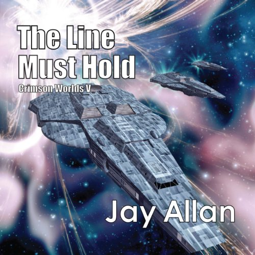The Line Must Hold audiobook cover art