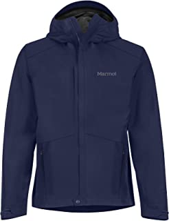 mens Minimalist Lightweight Waterproof Rain Jacket