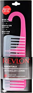 Revlon Essentials 2 Piece Tangle Free Comb Set