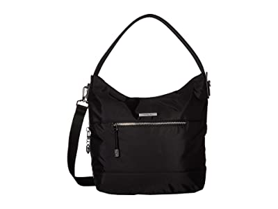 Hedgren Sparkle RFID Hobo (Black) Hobo Handbags