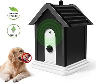 Anti Barking Device, Bark Box Dog Barking Control Devices, Ultrasonic Sonic Dog Repellent Anti Bark Deterrents Devices, Bark Control Device, Birdhouse Barking Deterrent, Dog Repellent, Bark Control