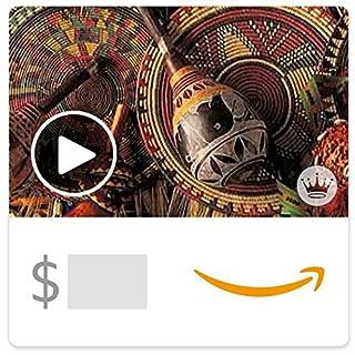 Amazon eGift Card - Joyous Kwanzaa (Animated) [Hallmark] (B075H351WR) | Amazon price tracker / tracking, Amazon price history charts, Amazon price watches, Amazon price drop alerts